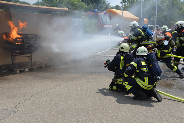 Protection in the Event of a Fire