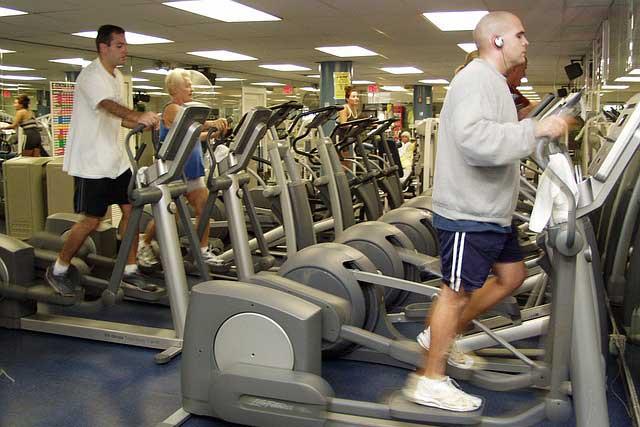 gym room