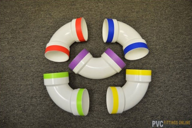 PVC colorful tape