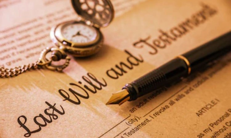 The Importance of Writing a Will and Keeping It Safe