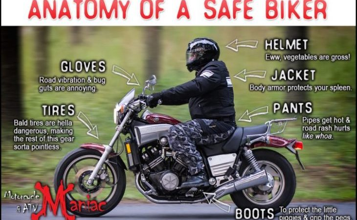 What Can Parents do to Help Prevent the Deaths of Young Motorcycle Drivers?