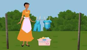 A Mother's Guide to Kids Laundry