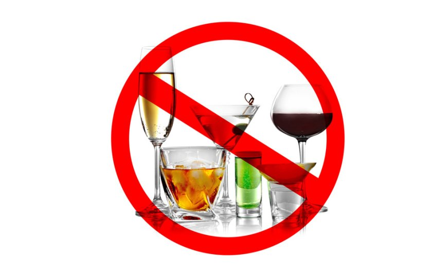 Pork, Alcohol, and Drugs are Banned