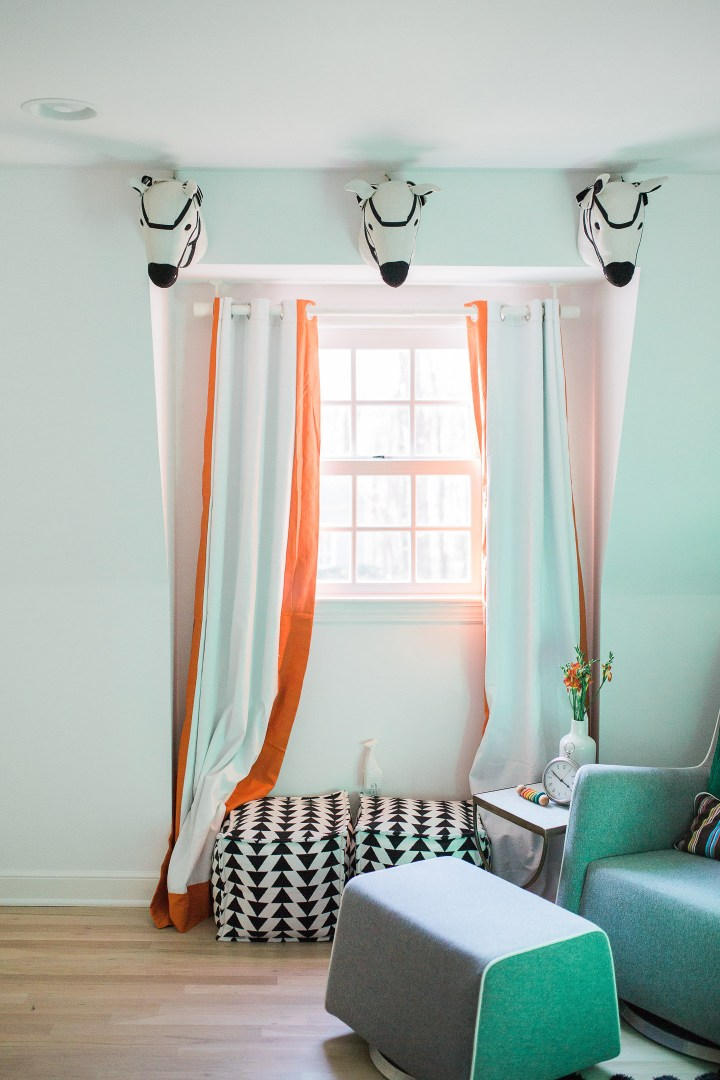 Nursery designed by Eva Amurri Martino of lifestyle and motherhood blog Happily Eva After for her newborn son, Major