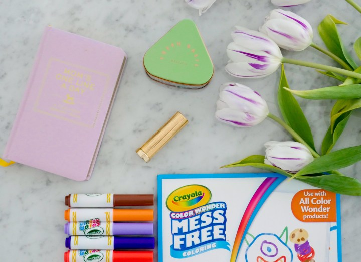 Eva Amurri Martino of lifestyle and motherhood blog Happily Eva After shares her obsessions for April