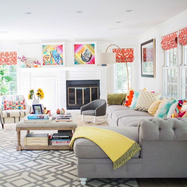 Nothing better than a bright calm putaway Family Room athellip