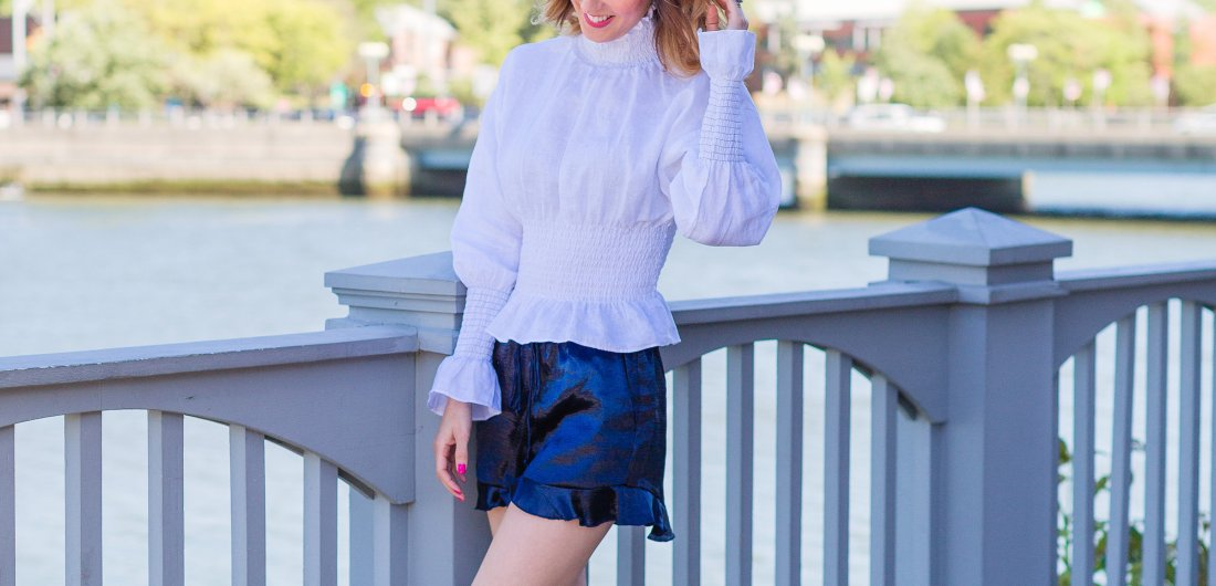 Eva Amurri Martino shows off her favorite romantic style pieces
