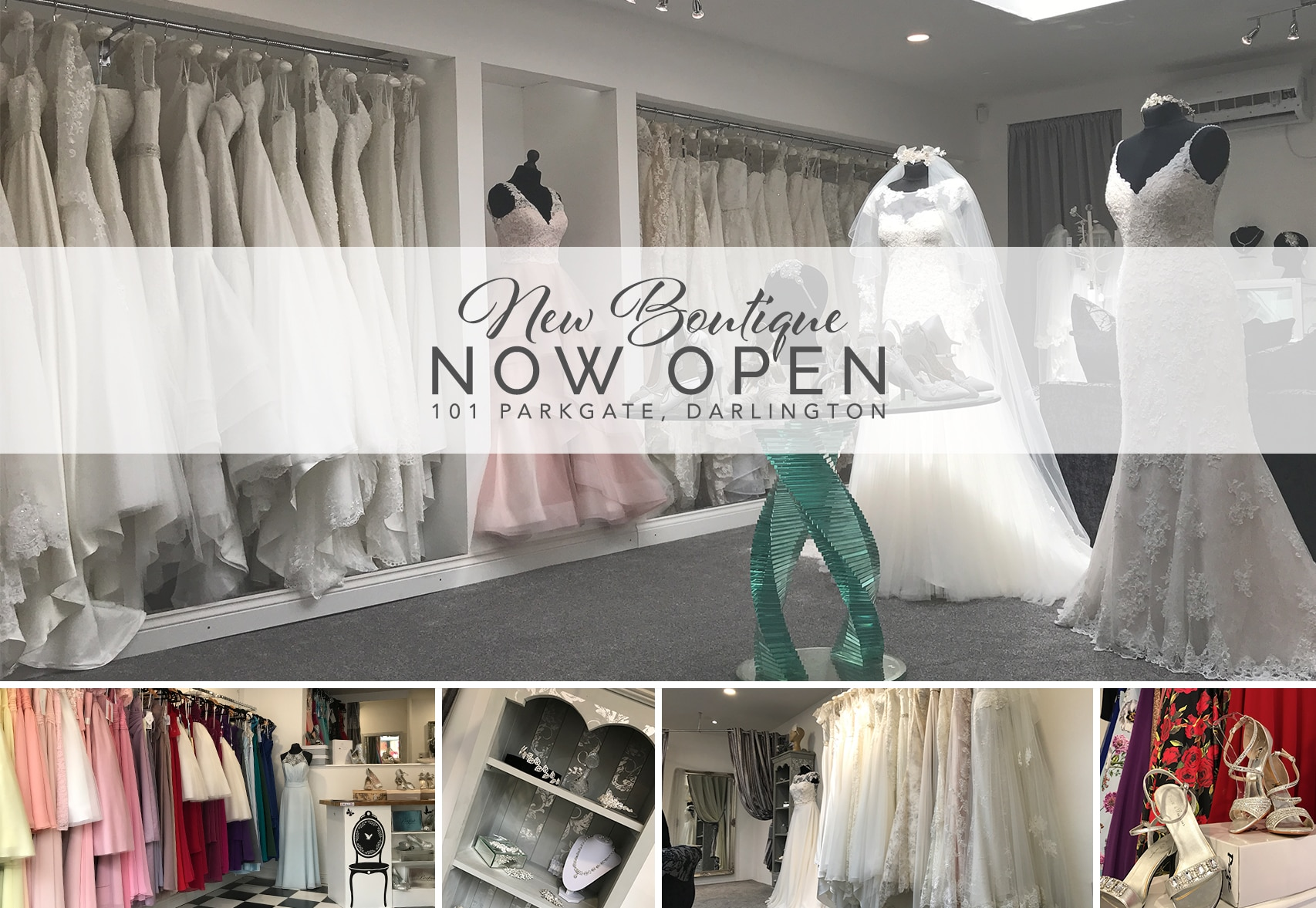Happily Ever After | Wedding Dresses & Bridesmaid North East