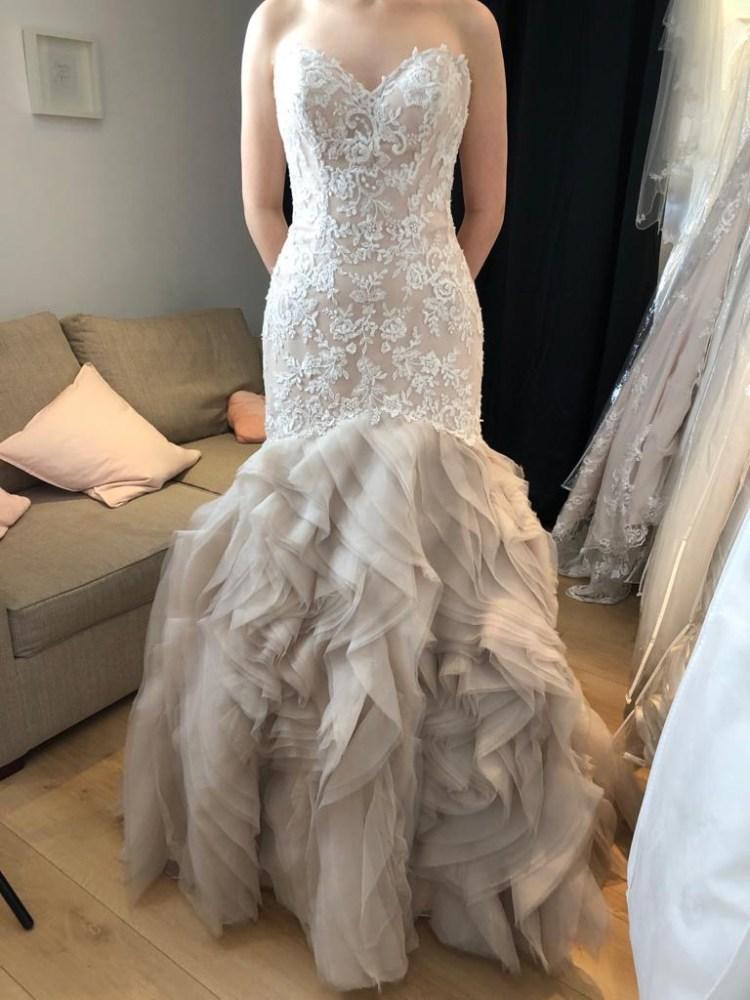 Stella York Mermaid Gown (6285) - Size 12