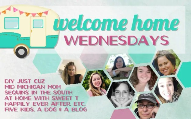 Welcome Home Wednesdays with Happily Ever After, Etc.