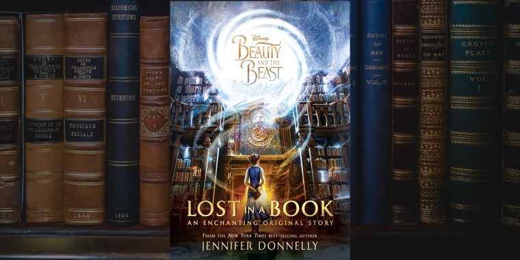 Lost In A Book by Jennifer Donnelly