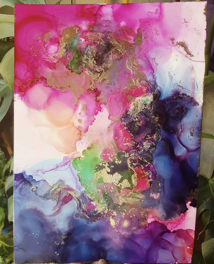 Artists Share Their Tips On Varnishing Art – Happily Ever Crafty