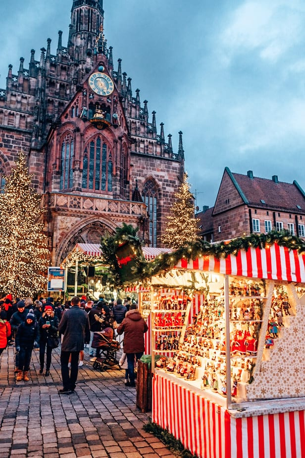 Christmas Markets in Nuremberg, Germany