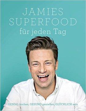 Kochbücher Jamies Superfood für jeden Tag