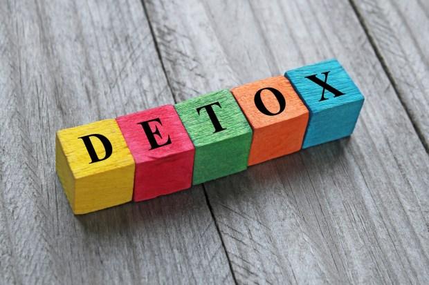 Leberreinigung Detox