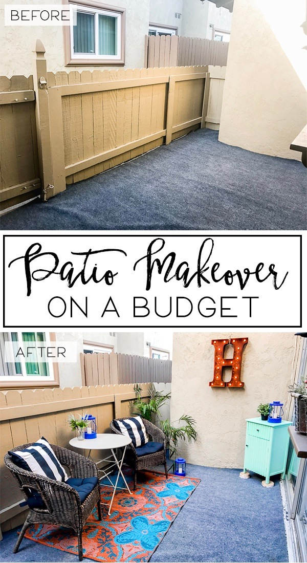 Patio Makeover on a Budget on Patio Makeovers On A Budget id=80492