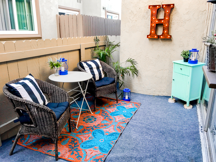 Patio Makeover on a Budget on Patio Makeovers On A Budget id=46889
