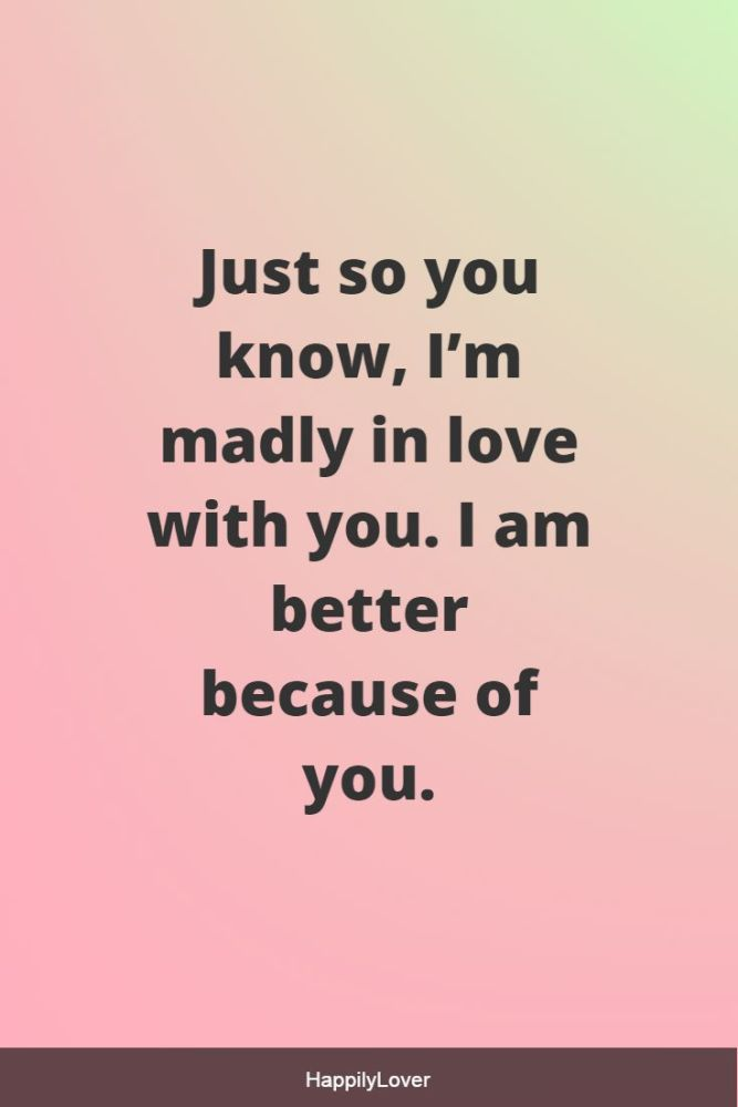 loving message