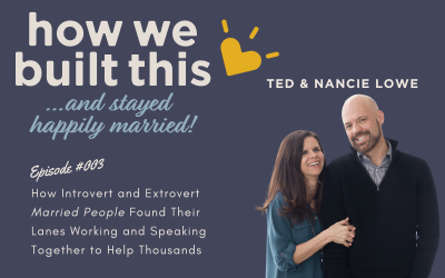 How Introvert and Extrovert Married People Found Their Lanes Working and Speaking Together