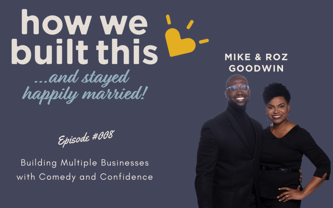 Building Multiple Businesses with Comedy and Confidence