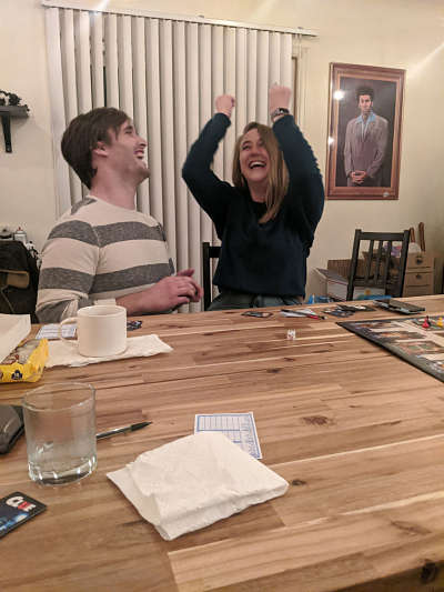 Game night proposal
