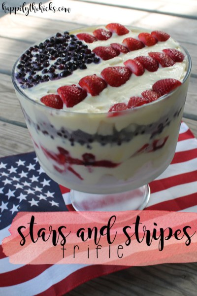 Stars and Stripes | read more at happilythehicks.com