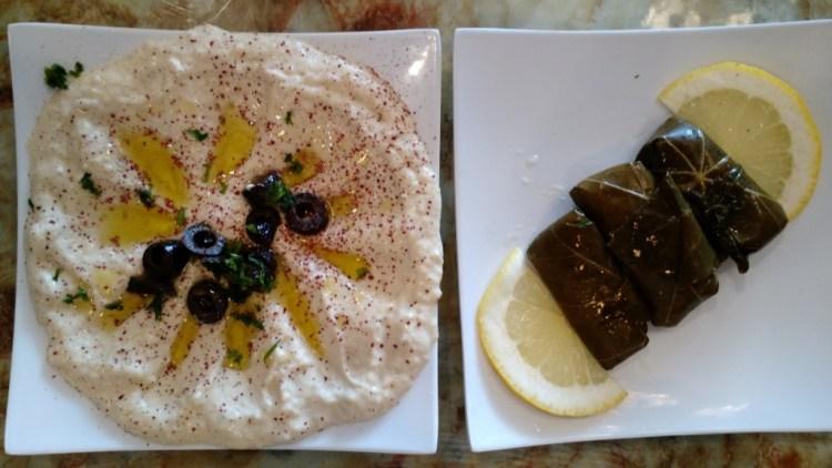 Hala Cafe Restaurant Review | read more at happilythehicks.com