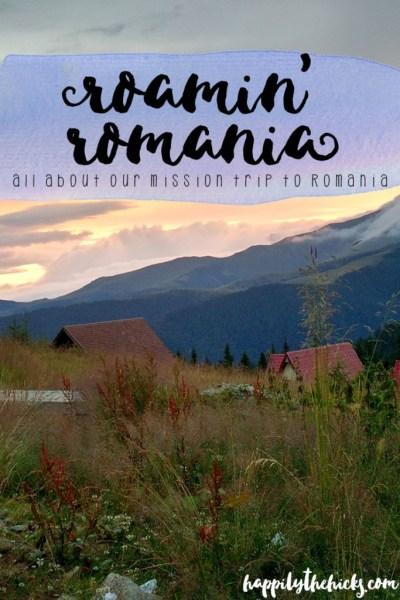 Roamin Romania | read more at happilythehicks.com