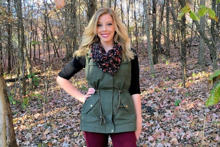 Cara from Kindly Unspoken - Meet my favorite bloggers! | read more at happilythehicks.com