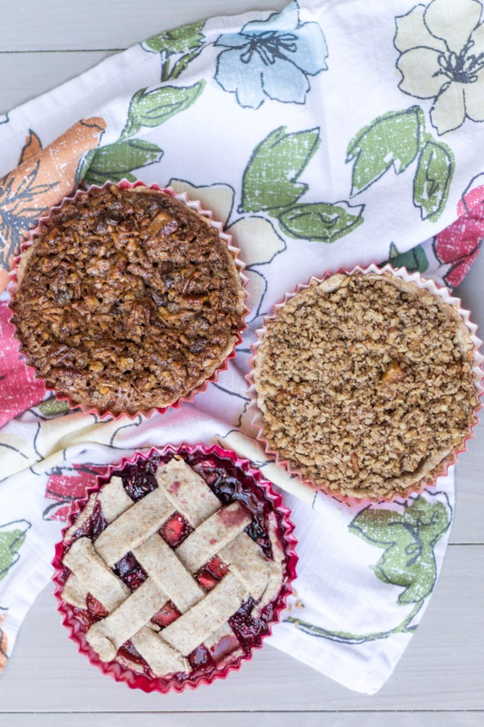 Celebrate National Pi(e) Day with these three easy and delicious pie recipes! | read more at happilythehicks.com