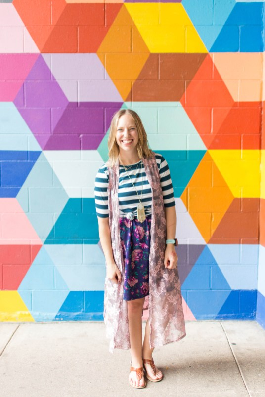 Go back to school shopping with LuLaRoe- Carly, Joy and Gigi! | read more at happilythehicks.com