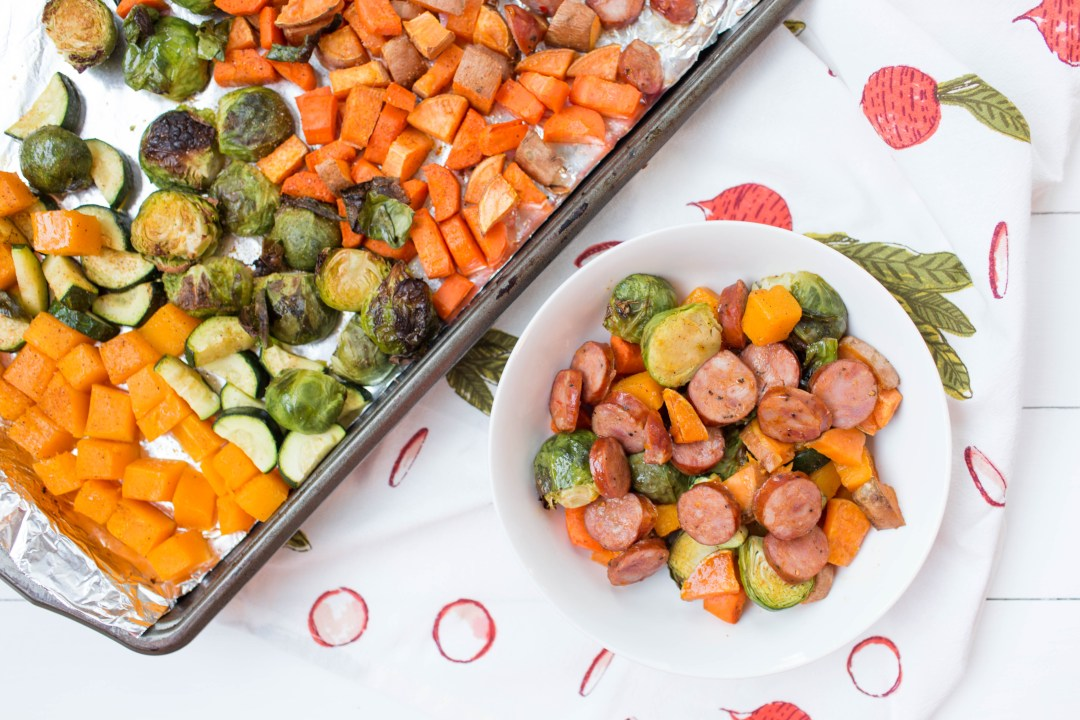 One Pan Dinner – Fall Edition