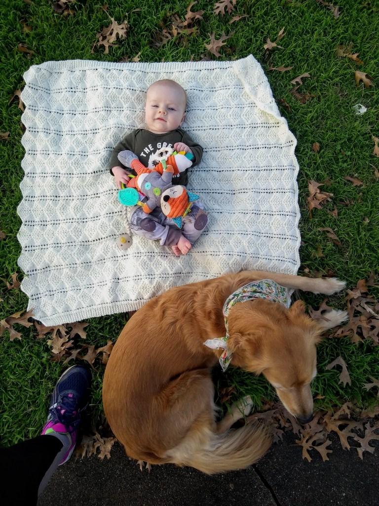 James Richard 5 month update | read more at happilythehicks.com