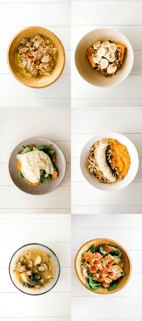 Whole30 approved meals | read more at happilythehicks.com
