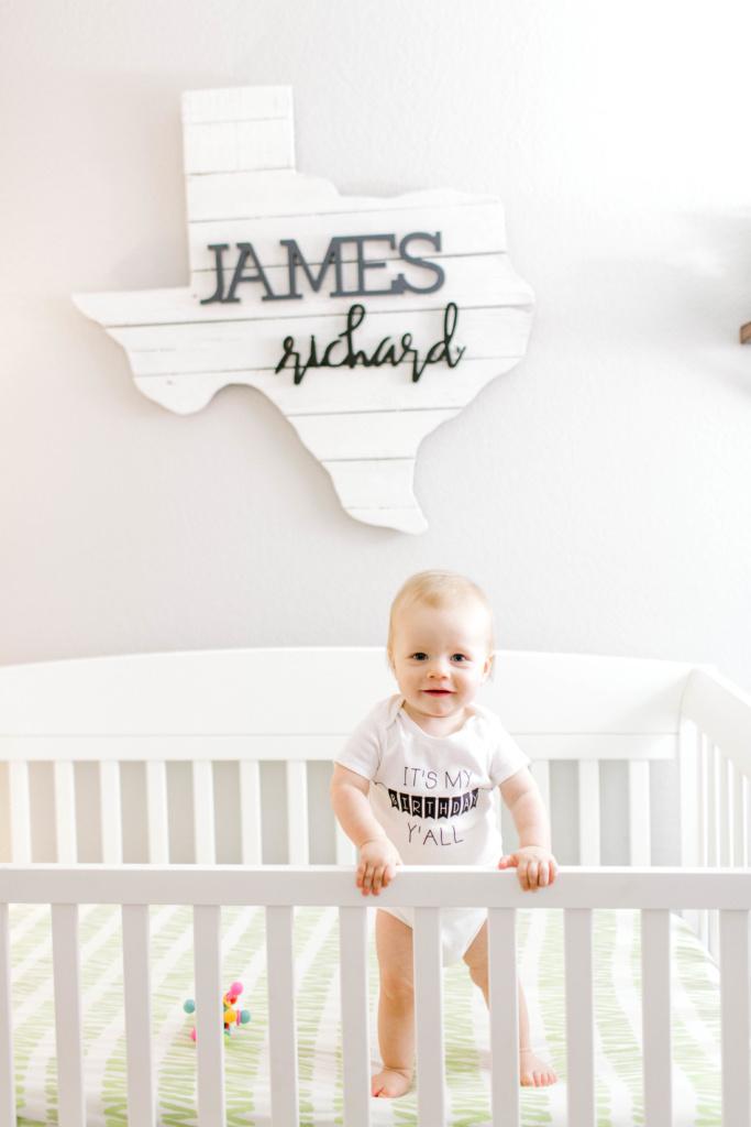 James Richard | Twelve Month Update | read more at happilythehicks.com