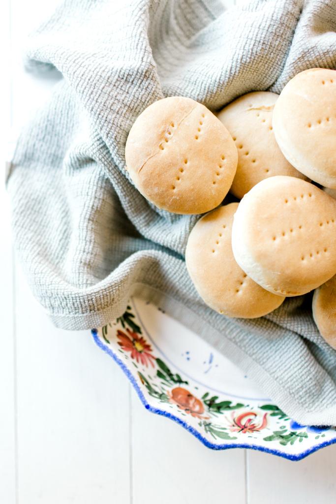 Hallulla Bread - Chilean Recipe Series | read more at happilythehicks.com