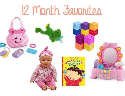 12 Month Favorites