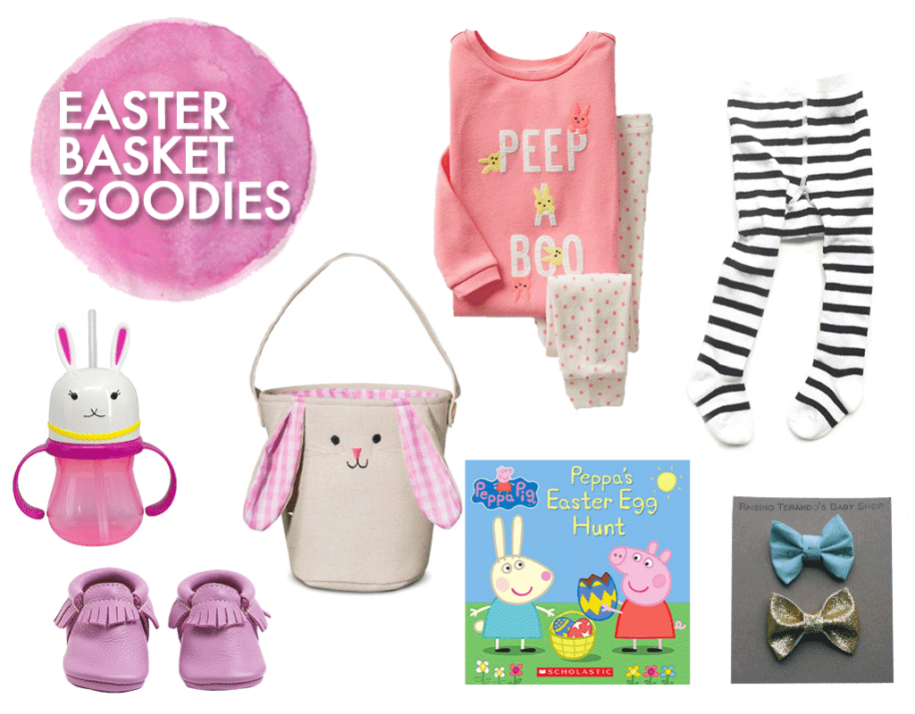 Easter Basket Goodies 2016