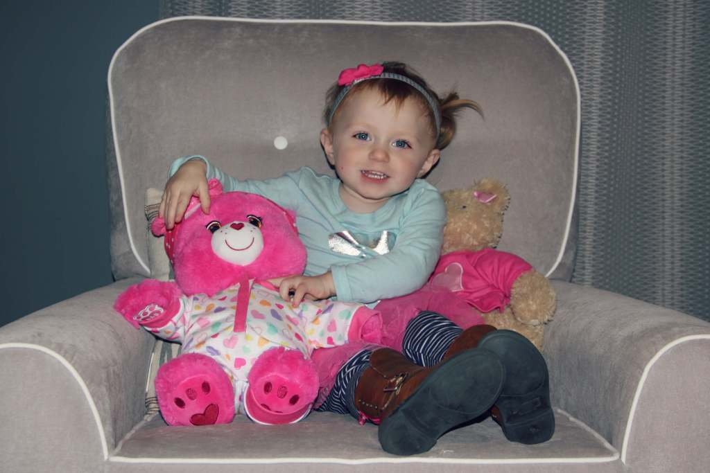 blaire 2 years old