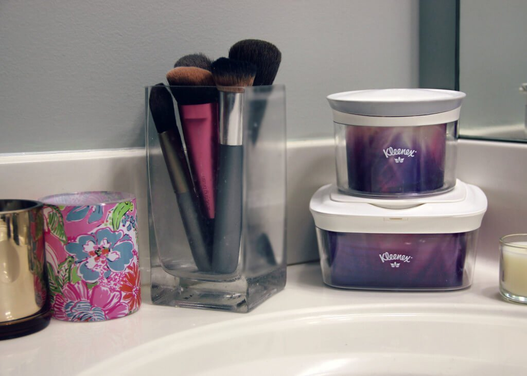 Kleenex Facial Cleansing Products