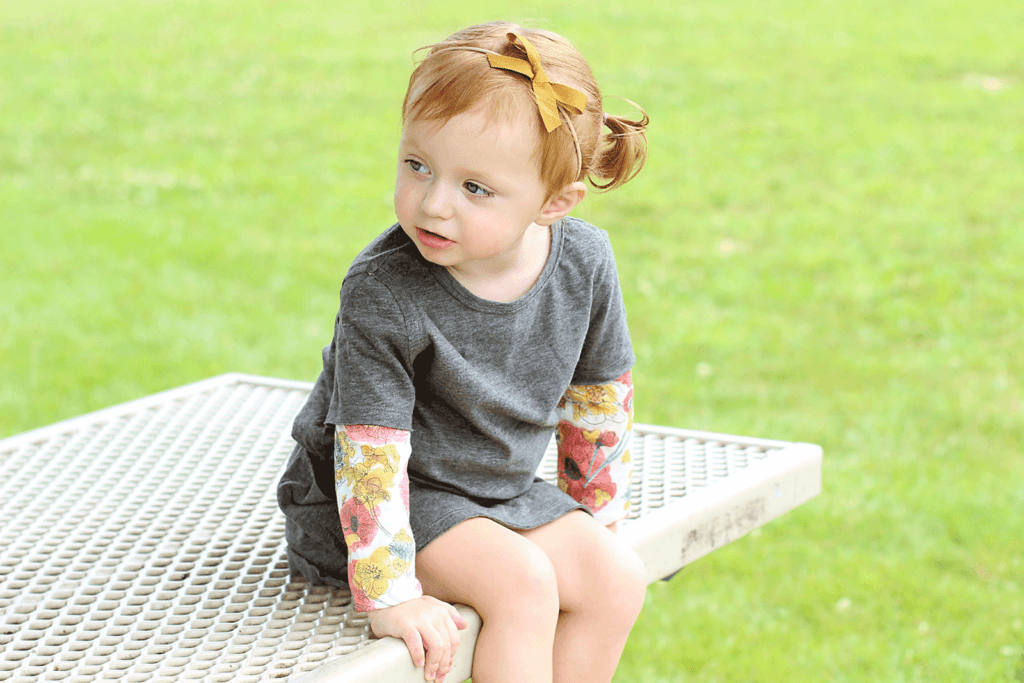 Burt's Bees Baby Slouch Slub Dress