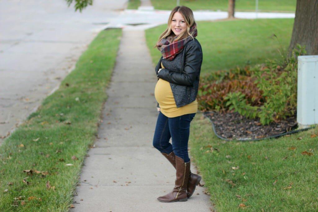 Fall Maternity Style