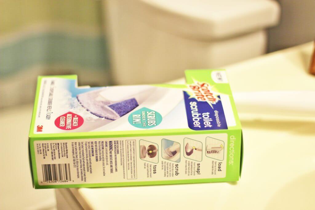 Scotch-Brite® Disposable Toilet Scrubber