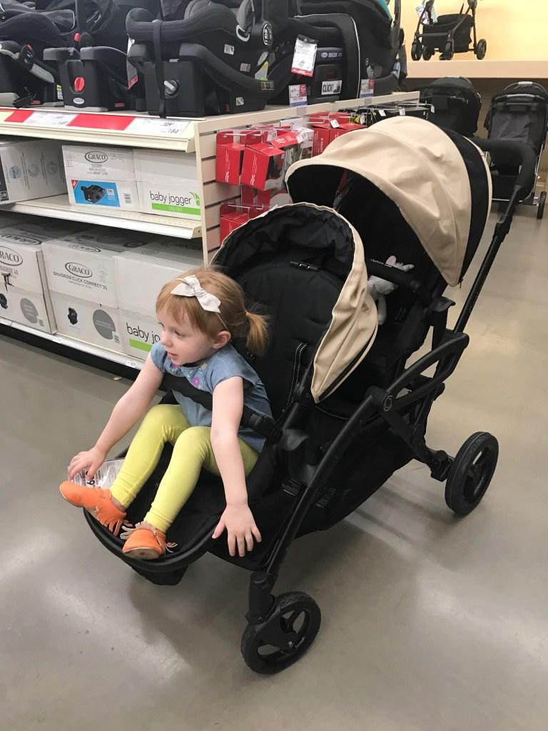 Contours® 2016 Options® Elite Tandem Stroller