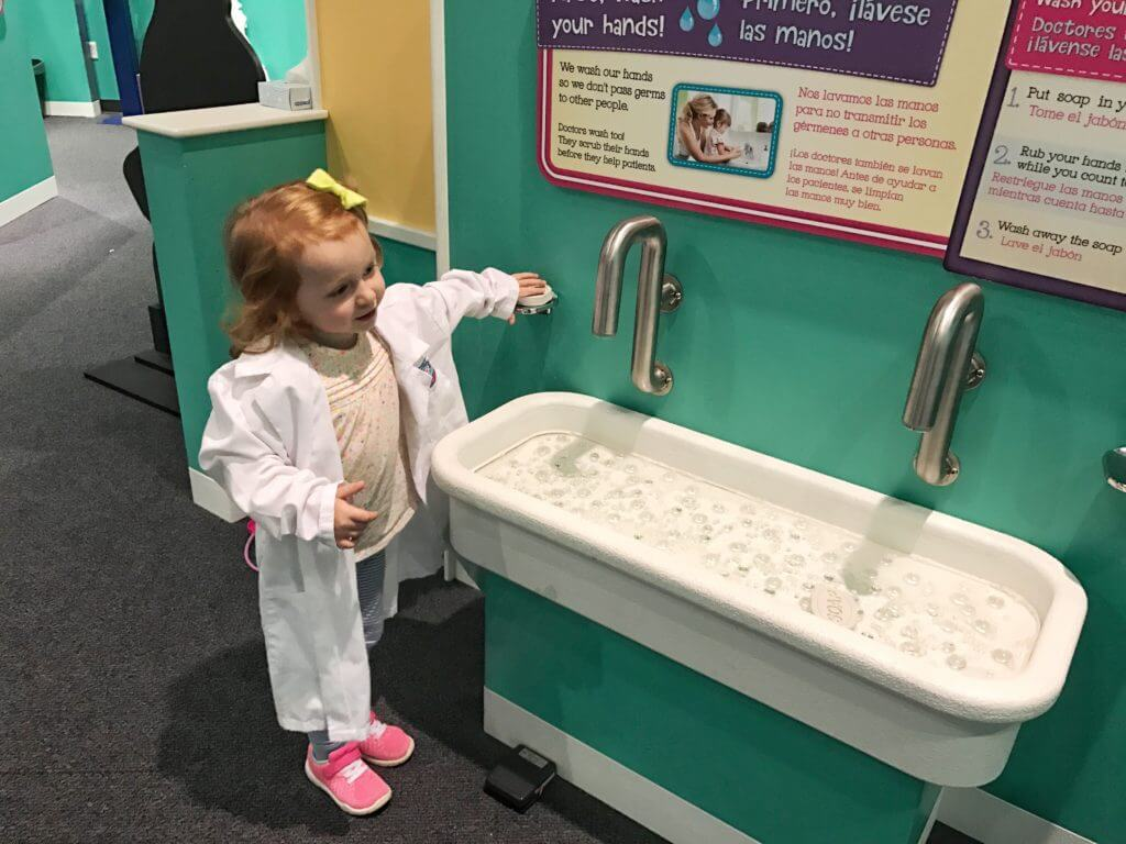Doc McStuffins Children's Museum Exhibit