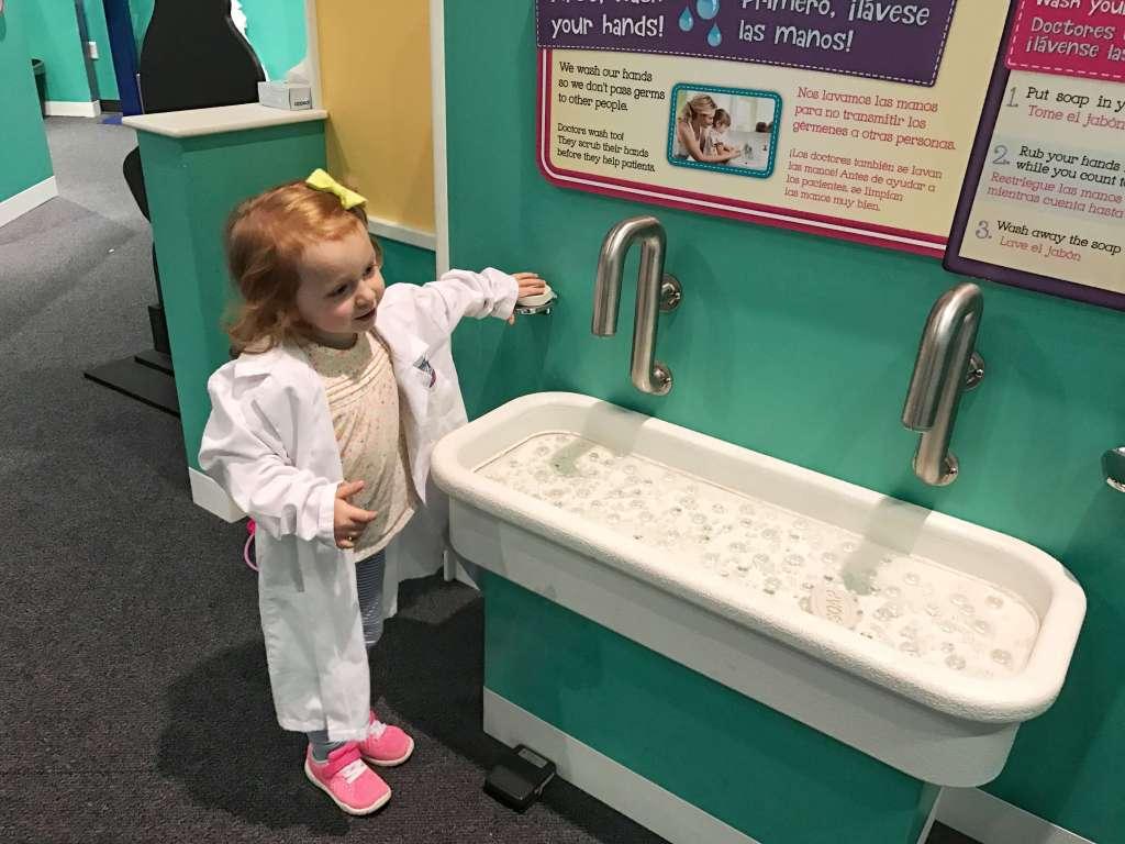 Doc McStuffins Children's Museum Exhibit