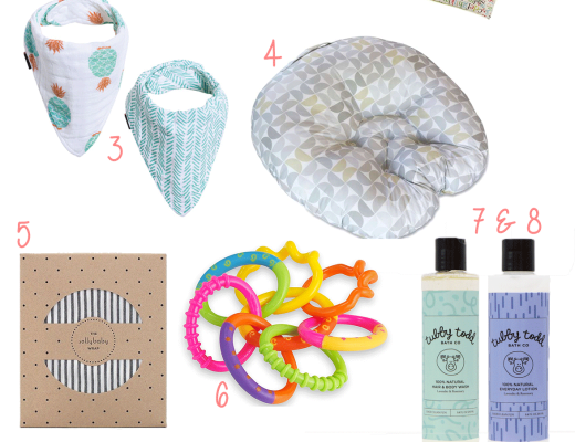 3 Month Baby Must Haves