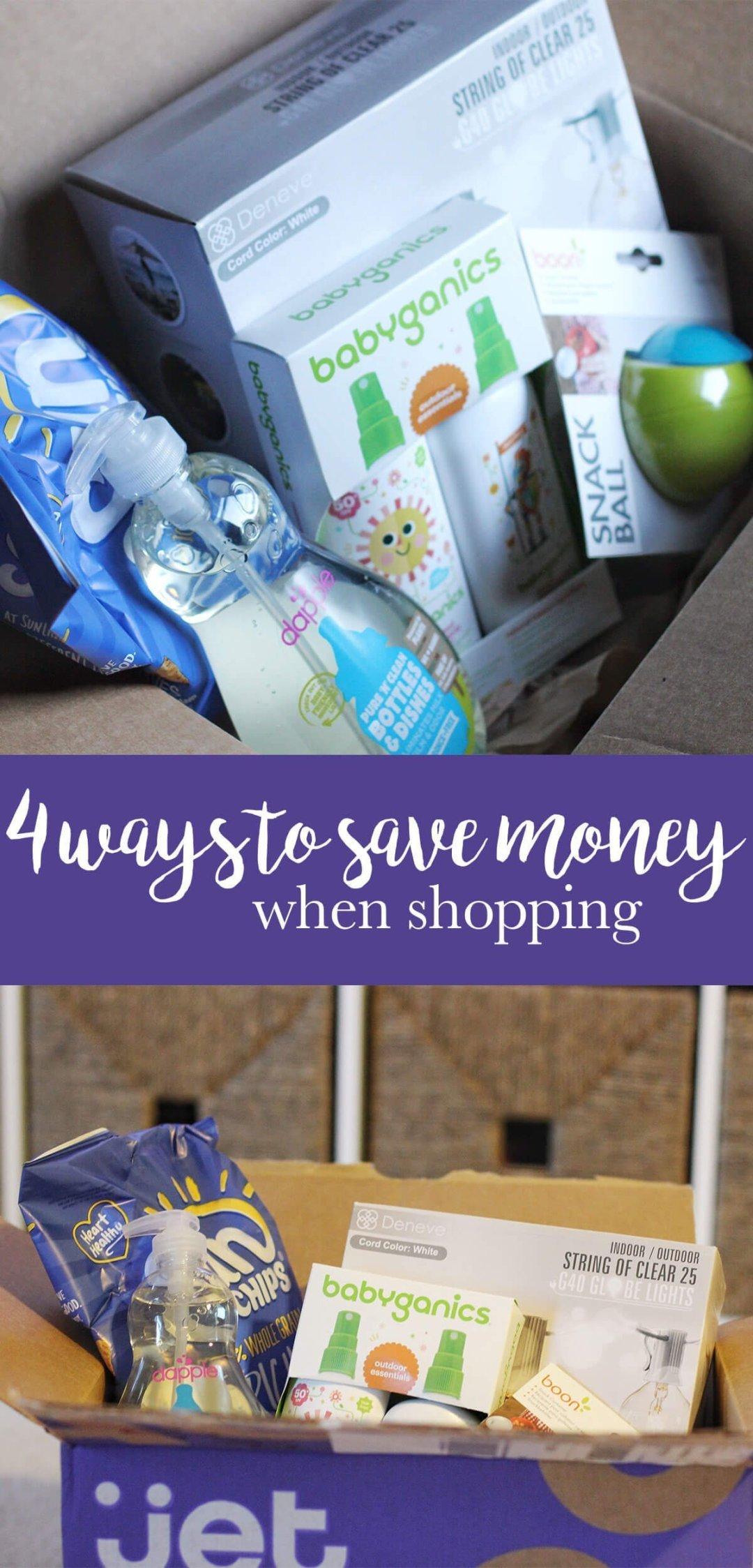 4 Ways to Save Money Shopping | Shopaholic & a Baby Blog