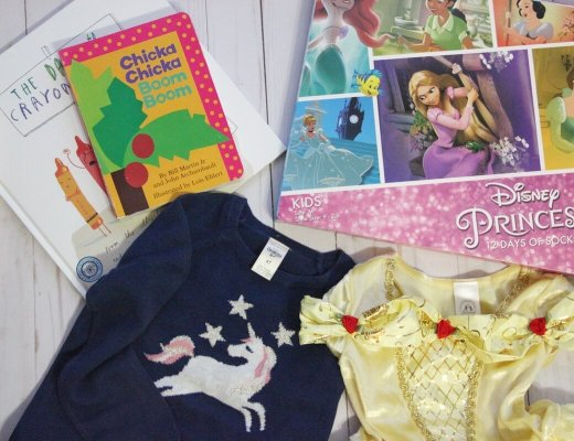 Want, Need, Wear, Read Toddler Girls