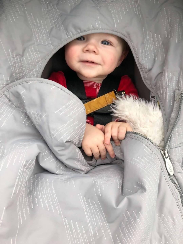 Ben, 10 months old